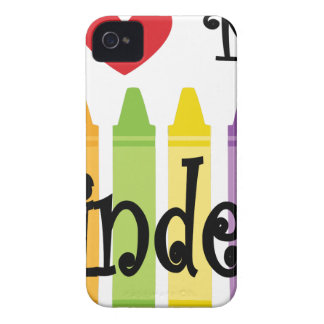kinder teacher iPhone 4 case