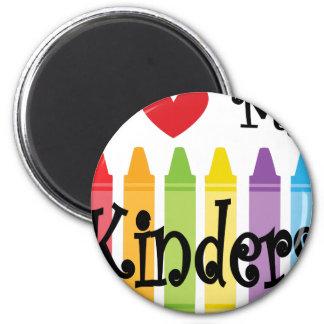 kinder teacher magnet
