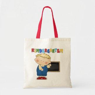 Kindergarten Boy Tote Bag