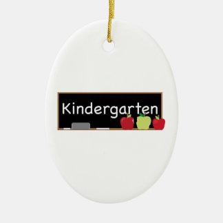 Kindergarten Ceramic Ornament