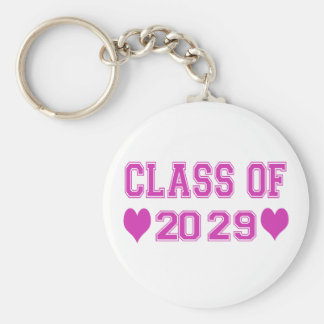 Kindergarten Class of 2029 Keychain