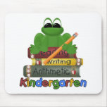 Kindergarten Frog Mouse Pad
