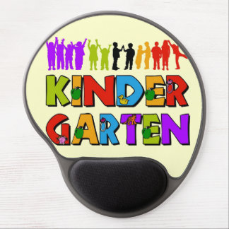 Kindergarten Fun Gel Mouse Pad