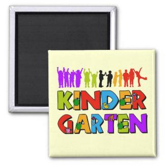 Kindergarten Fun Fridge Magnets