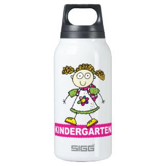 Kindergarten Girl 10 Oz Insulated SIGG Thermos Water Bottle