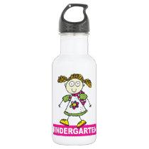 Kindergarten Girl Stainless Steel Water Bottle