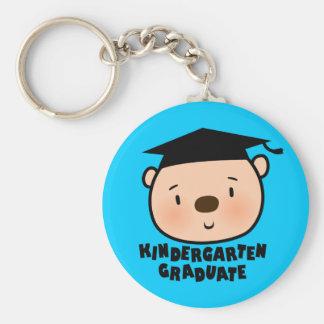 Kindergarten Graduate Keychain