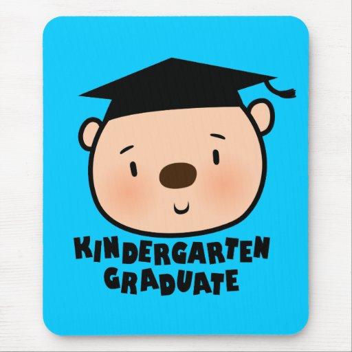 Kindergarten Graduate Mouse Pad