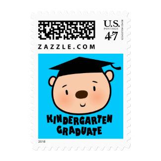 Kindergarten Graduate Postage
