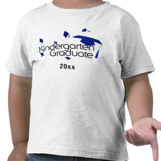 Kindergarten Graduate Shirt (White)