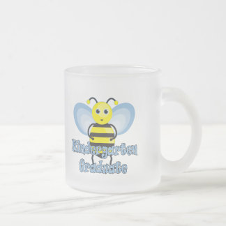 Kindergarten Graduation Gifts Frosted Glass Coffee Mug