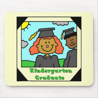 Kindergarten Graduation Gifts Mouse Pad