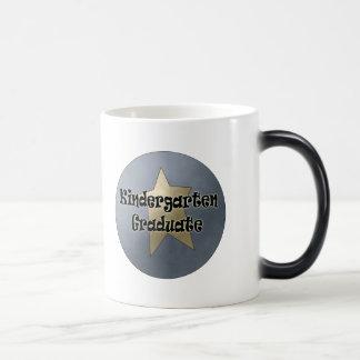 Kindergarten Graduation Gifts 11 Oz Magic Heat Color-Changing Coffee Mug