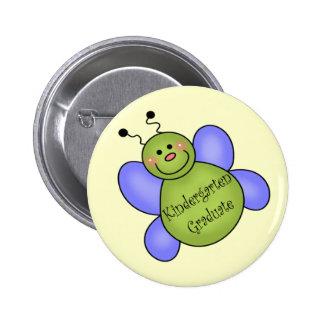 Kindergarten Graduation Gifts Pinback Button