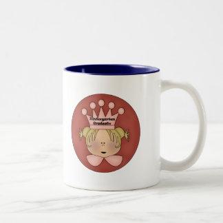 Kindergarten Graduation Gifts Two-Tone Coffee Mug