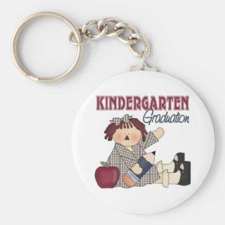 Kindergarten Graduation Keychain