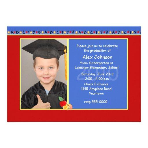 Kindergarten Graduation Invitations for beautiful invitation ideas