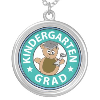 Kindergarten Graduation Necklace