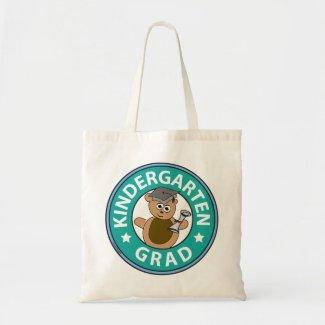 Kindergarten Graduation Tote Bags
