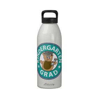 Kindergarten Graduation Reusable Water Bottle
