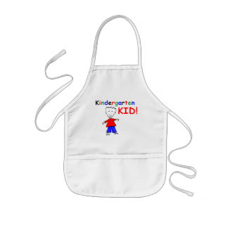 Kindergarten Kid Boys Kids' Apron