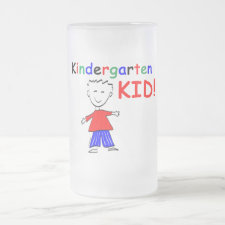 Kindergarten Kid Boys Mug