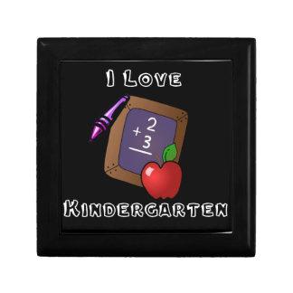 Kindergarten Memory Box