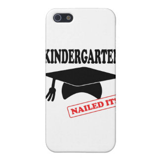 Kindergarten Nailed It iPhone SE/5/5s Cover