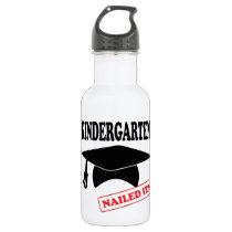 Kindergarten Nailed It Stainless Steel Water Bottle