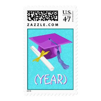 Kindergarten or Preschool Graduation Postage