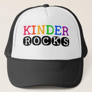 Kindergarten Rocks Teacher Hat