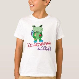 Kindergarten Rocks Tee Shirt