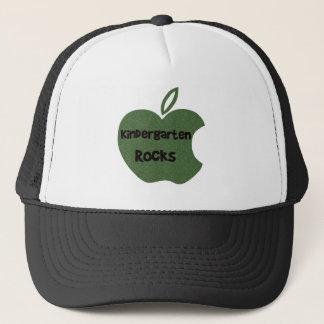 Kindergarten Rocks Trucker Hat