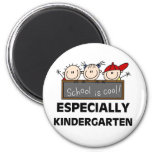 Kindergarten School is Cool 2 Inch Round Magnet