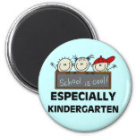 Kindergarten School is Cool Tshirts and Gifts 2 Inch Round Magnet
