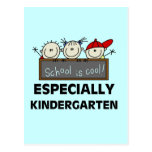 Kindergarten School is Cool Tshirts and Gifts Postcard
