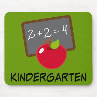 Kindergarten School Teacher Gift Mouse Pads