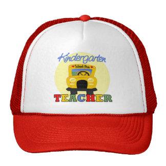 Kindergarten Teacher Gift Trucker Hat