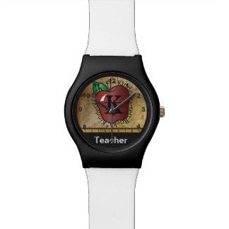 Kindergarten Teacher Personalize Watch