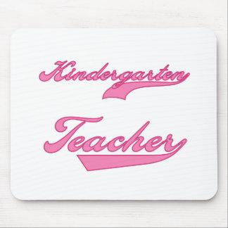 Kindergarten Teacher Pink Mouse Pad