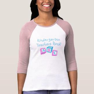 Kindergarten Teachers Rock T Shirts