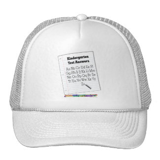 Kindergarten Test Trucker Hat