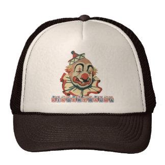 Kindertrauma-Clown Mesh Hat