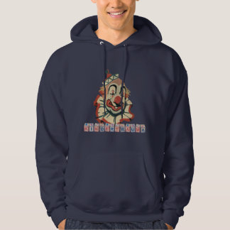 Kindertrauma-Clown Hoodie