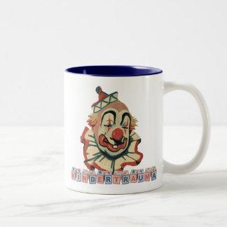 Kindertrauma-Kitchen Two-Tone Coffee Mug