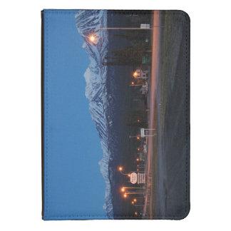 Kindle 4 funda bosquecillo Junction hora azul Funda Para Kindle