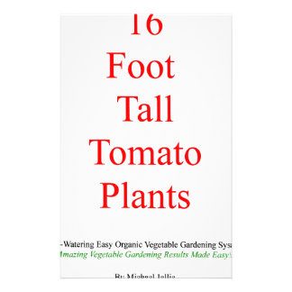 Kindle amazon.com vegetable gardening 16 foot tall stationery