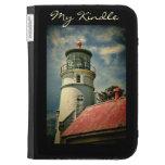 Kindle Case - Heceta Head Lighthouse