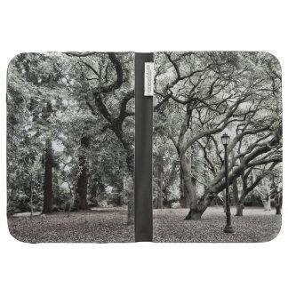 Kindle Caseable Case - Serene Woods on Campus Kindle 3G Case