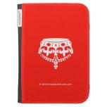 [Crown upside down]  Kindle Cases